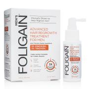 FOLIGAIN® Advanced Hair Regrowth Treatment for Men Minoxidil 5% & Trioxidil 5%生髮水